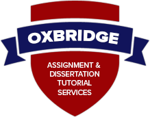 Oxbridge dissertation help